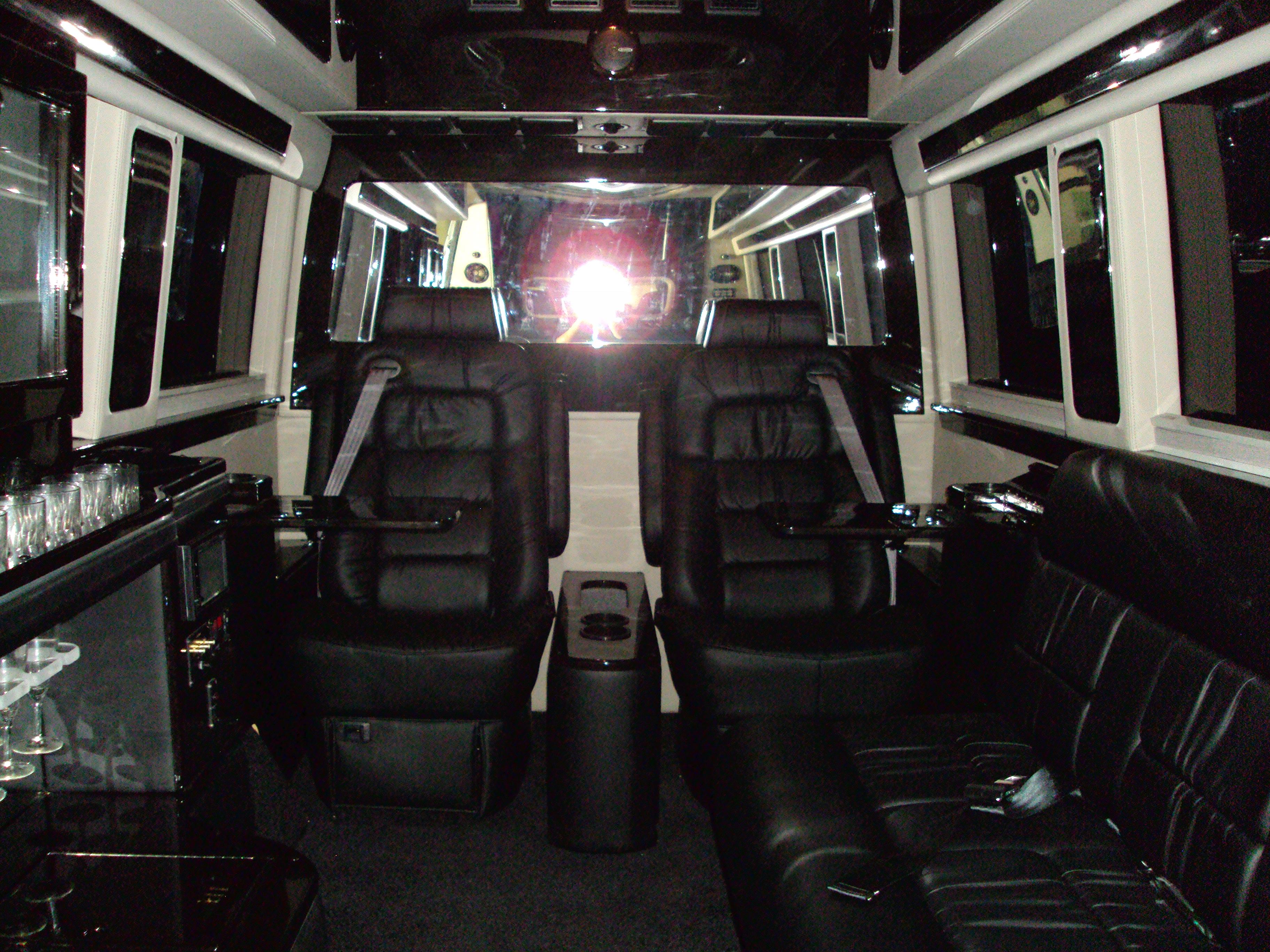 2012 Mercedes Benz Sprinter Executive Limousine Series G